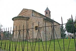 La chiesa di Pozzoveggiani